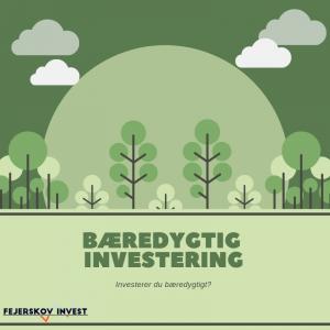 Bæredygtiginvestering