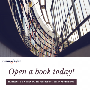 Open a book today